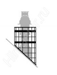 решётка vaillant для улавливания льда, вертикальная 303096 Vaillant