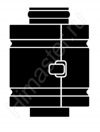 разъёмная муфта vaillant 80/125 303617  Vaillant