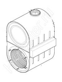 первичный теплообменник на vaillant 65 ecotec 180912 Vaillant