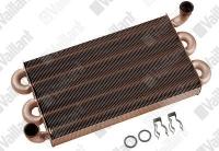 Запасная часть:Первичный теплообменник на Vaillant Turbo/Atmo Plus VUW/VU 282/280