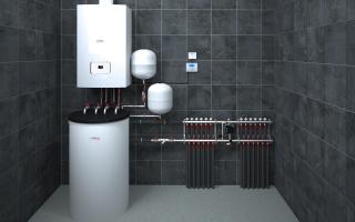 4 Пакетное решение Protherm 24 кВт + бойлер 120 литров
