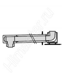 Базовый набор Vaillant для прокладки трубы 80/125 в шахте