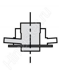 Присоединительный адаптер Vaillant 80/125 PP для ecoTEC plus