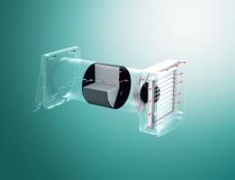 Приточно-вытяжной модуль с теплообменником Vaillant VAR 60/1 D