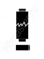 Удлинительная труба Vaillant 80/125 мм PP. Длиной 0,5 м