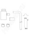 Комплект Vaillant для отвода конденсата