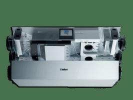 Приточно-вытяжная вентиляционная установка с рекуперацией тепла recoVAIR VAR 150/4 L
