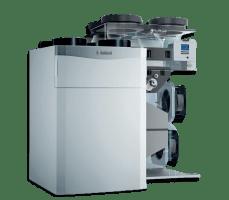 Приточно-вытяжная вентиляционная установка с рекуперацией тепла recoVAIR VAR 260/4